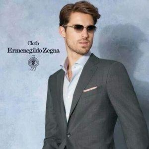 Ermenegildo Zegna TROFEO Men's 2 Button Blazer